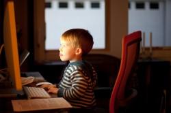 activité pour enfant à partir de 6 ans - écrire sur un blog