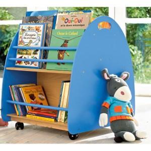 étagères à livres pour enfants