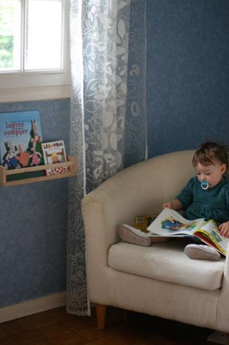 coin lecture enfants