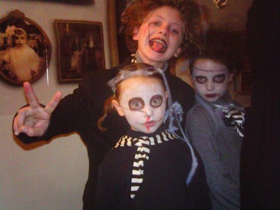 déguisements enfants Halloween