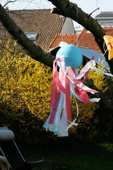 piñata anniversaire