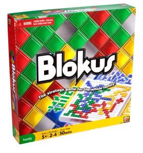 jeu de société pour l'été - Blokus