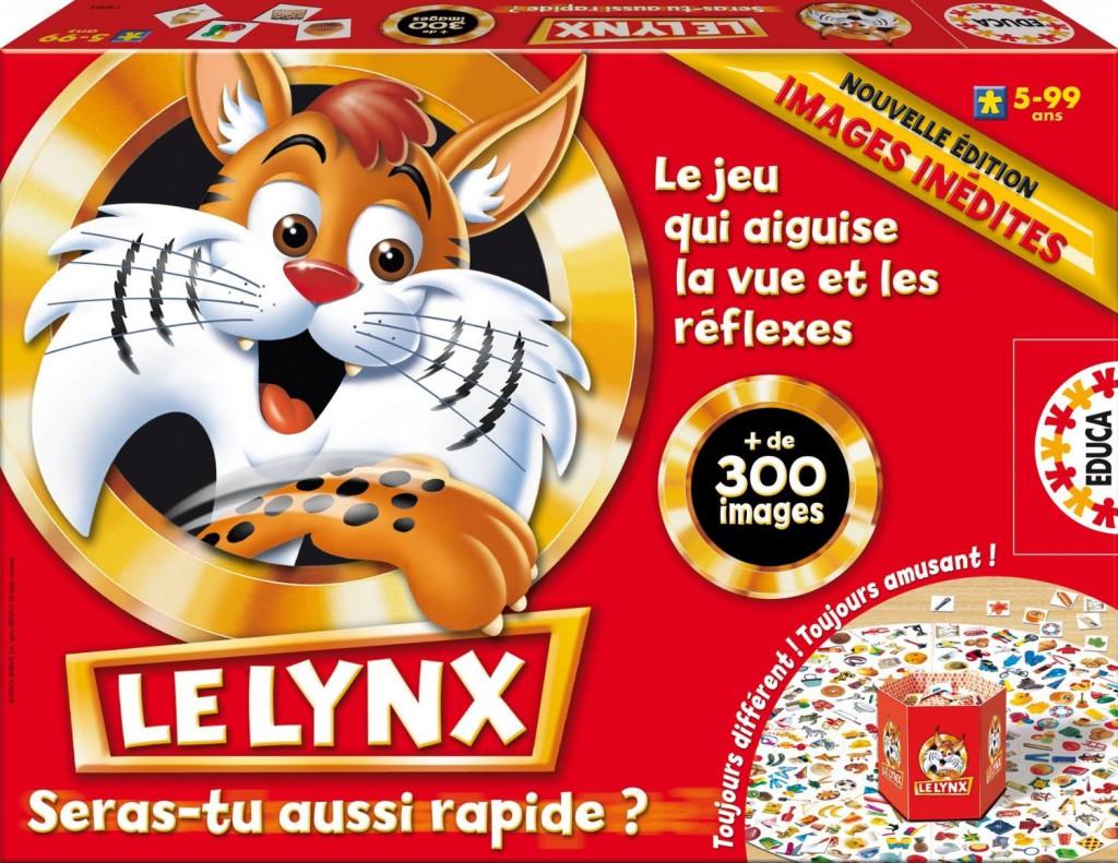 jeu de société pour l'été - Lynx