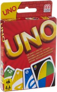 jeu de société pour l'été - Uno