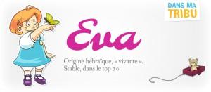 prénom Eva