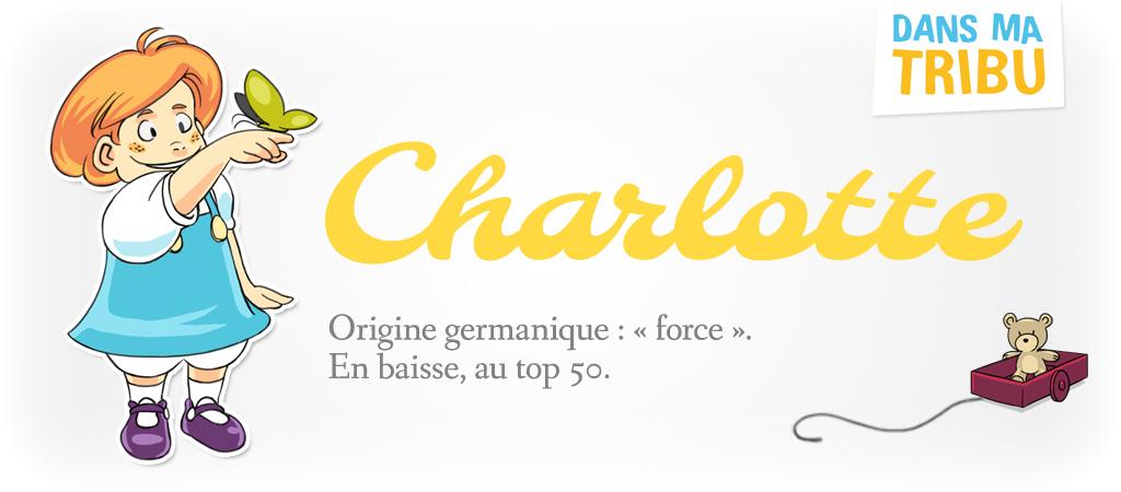 prénom Charlotte