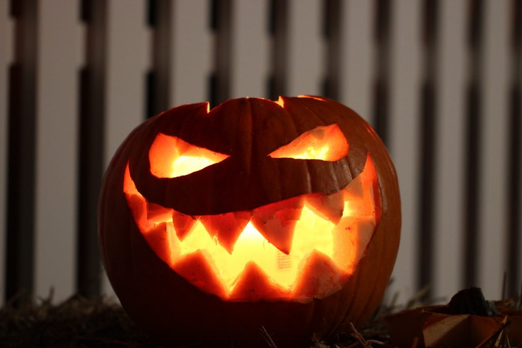 Organiser un goûter d'enfant pour Halloween