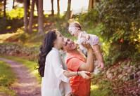 photo de famille jeu bébé