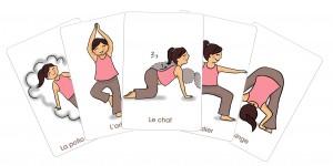 Jeu du p'tit yogi