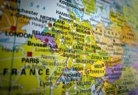 carte d'Europe Allemagne