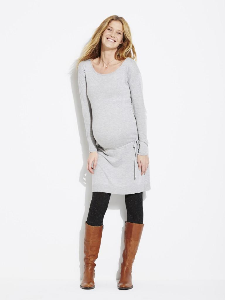 robe de grossesse à manches longue Verbaudet