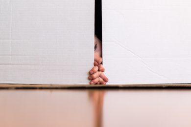 Comment rassurer un enfant quand on a soi-même très peur