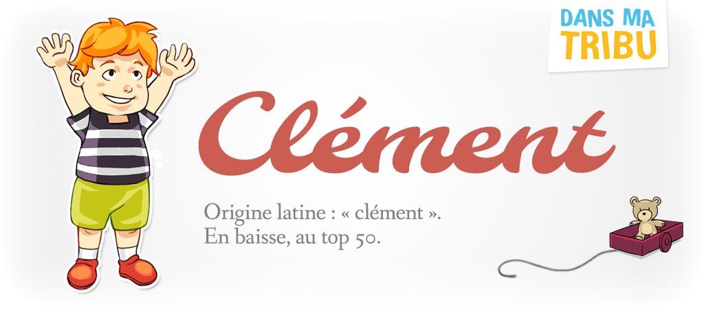 prénom Clément
