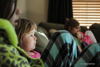 gérer télévision ordinateur avec les enfants