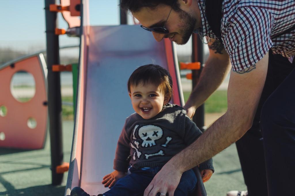 organisation semaine famille avec un bébé