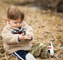 étapes motricité bébé