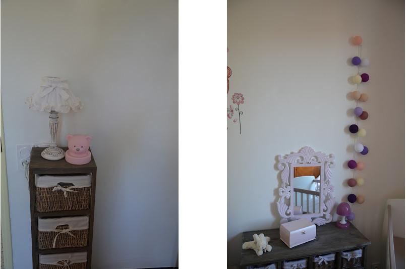 Décoration de chambre pour bébé fille | Dans Ma Tribu