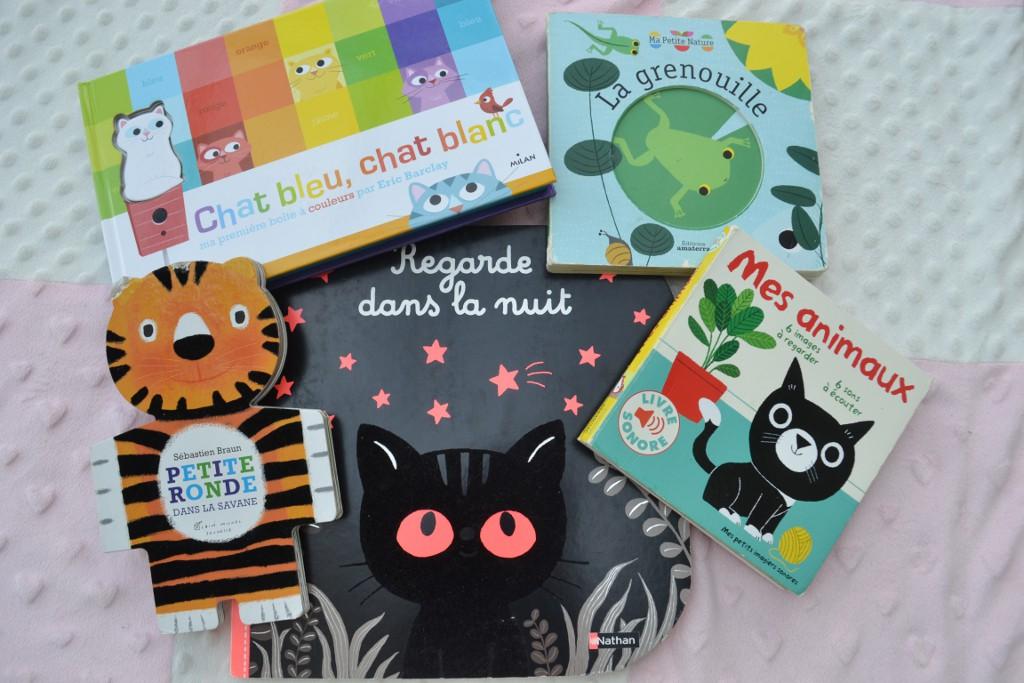 Livres Cartonnes Pour Bebes De 0 A 2 Ans Dans Ma Tribu