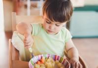 Manger à la fourchette