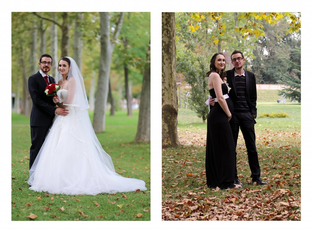 montage photo mariage/photo grossesse - photos personnelles
