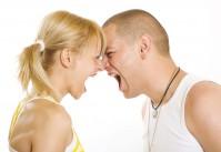 Couple fâché
