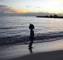 voyager loin avec bébé