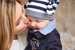 Amour mère et enfant