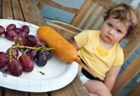 Enfant difficile pour manger