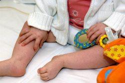 Liste pour séjour à l'hôpital d'un bébé
