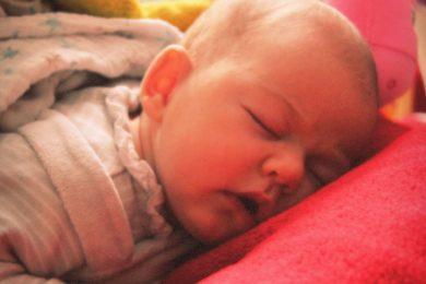 Premiers mois de bébé