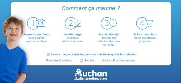 List&Go Auchan