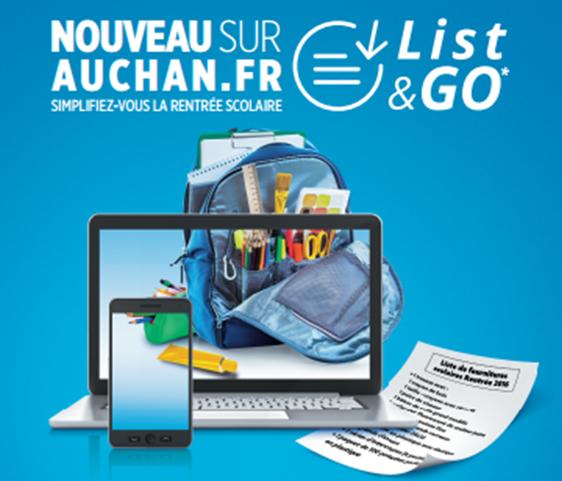 List&Go