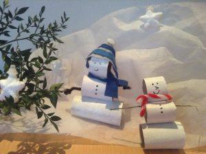 Déco de Noël enfant faciles