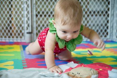 bébé 10-12 mois