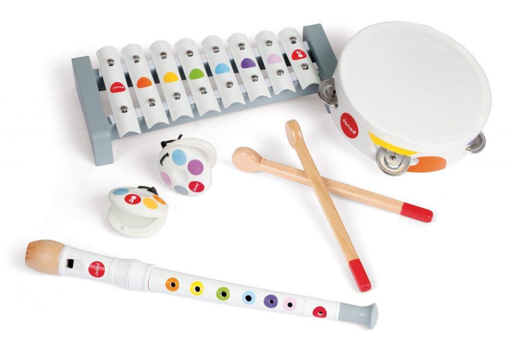 Idées cadeaux jouets bébé
