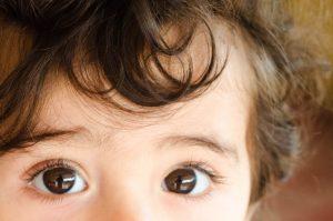 Maladie yeux bébé