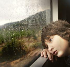 Gérer les enfants durant un trajet en train