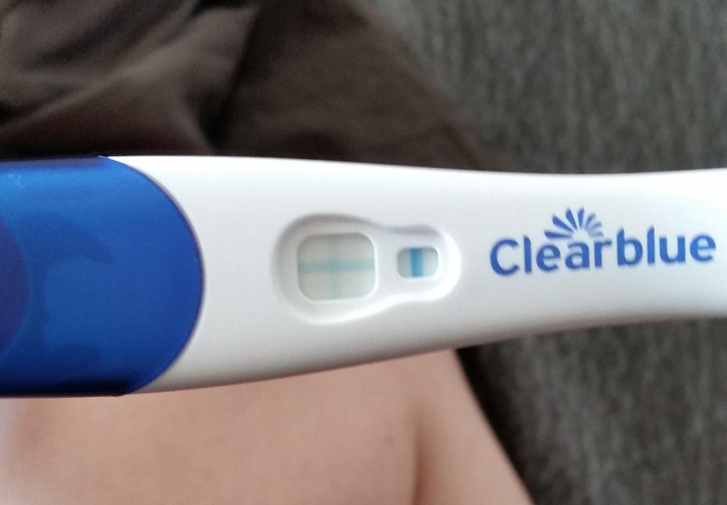 Découverte de la seconde grossesse