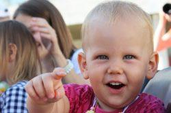 Le langage des signes pour bébé