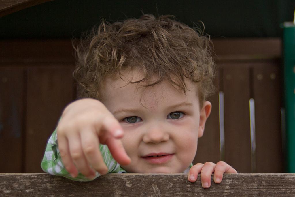 Progrès bébé 2 ans