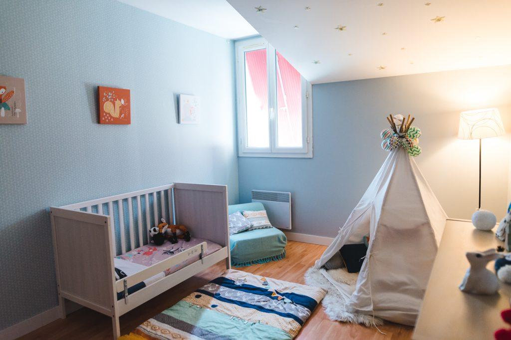 Idée de décoration pour chambre de garçon de 2 ans | Dans Ma ...