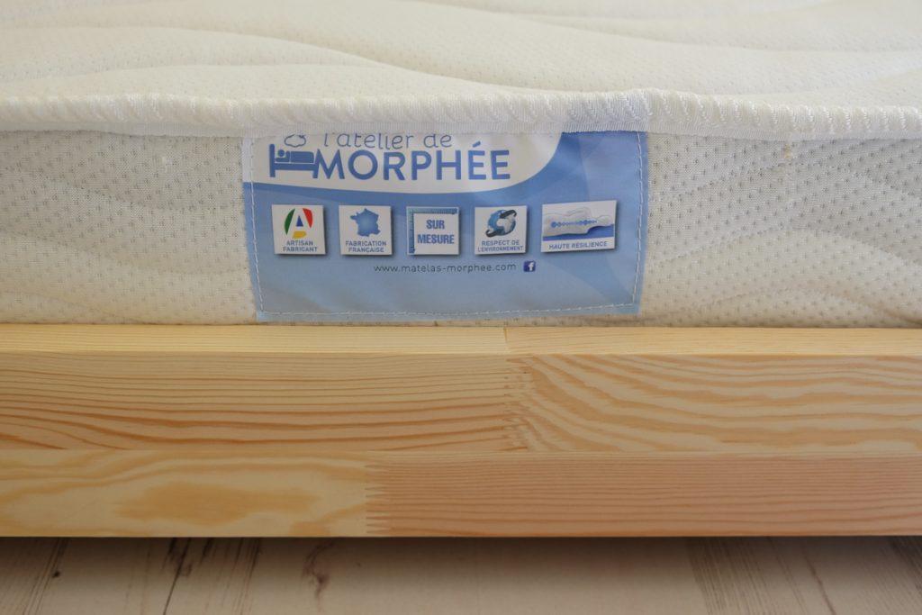 J'ai testé pour toi : le matelas naturel de l'Atelier de Morphée