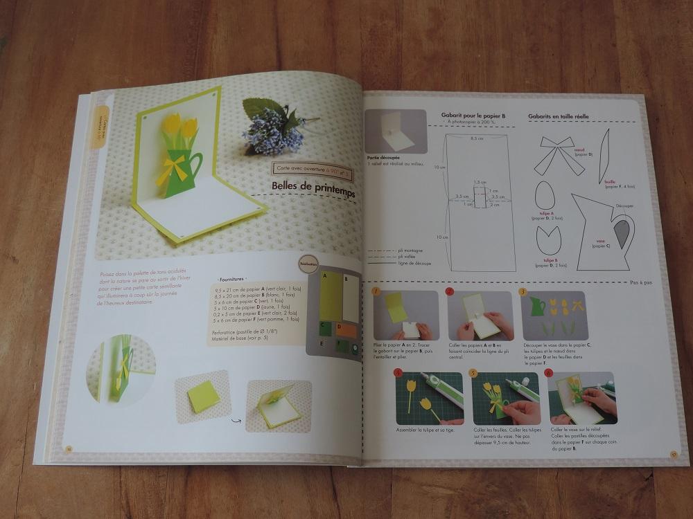 J'ai testé pour toi : « Mes premières cartes pop-up » de Takami Suzuki des Éditions de Saxe