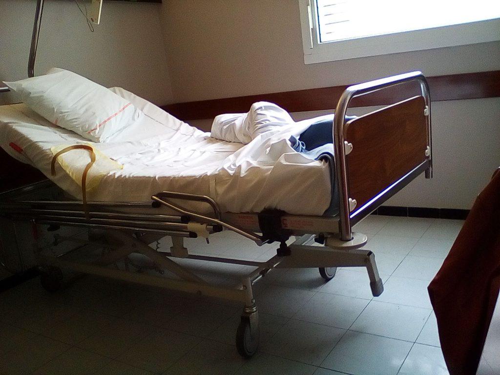 Chambre de maternité